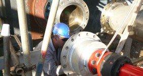 Hot-tapping Petrobrás