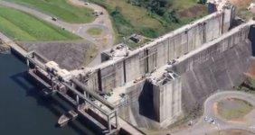 3D FIT – EKIPEC 2010 – Demolição controlada do arco de fechamento emergencial da Eclusa de Tucuruí